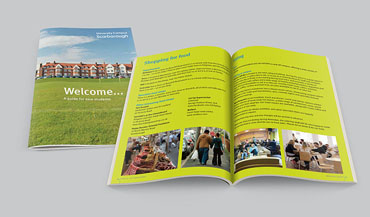 University Campus Scarborough Welcome Guide.